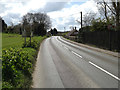 TM1250 : Entering Barham on Norwich Road by Adrian Cable