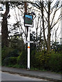 TM1251 : Sorrel Horse Inn sign by Geographer