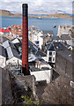 NM8530 : Oban Distillery from Ardconnel Terrace - April 2016 by The Carlisle Kid