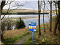 SE0119 : Path to Baitings Reservoir by David Dixon