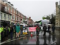 TA0339 : Tour  de  Yorkshire  2016  North  Bar  Within  closed by Martin Dawes