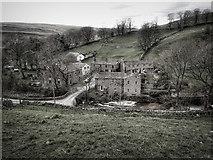 SD9772 : Kettlewell by Mick Garratt