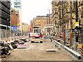 SJ8398 : Metrolink Second City Crossing, Princess Street (April 2016) by David Dixon