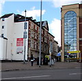 ST3188 : Offices (with parking) to let, High Street, Newport  by Jaggery
