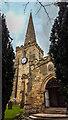 SE7984 : Parish Church of St Peter and St Paul, Pickering, Yorkshire by Christine Matthews