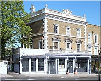 "TQ2784 : ""Load of Hay"" public house, Haverstock Hill by Julian Osley"