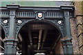 TQ3273 : Turney Road railway bridge by Ian Taylor
