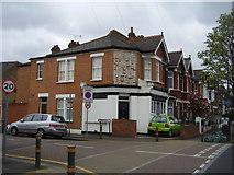 TQ2572 : Former corner shop. Normanton Avenue by Anthony Vosper