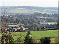 SK8309 : View of Oakham and beyond by Andrew Tatlow