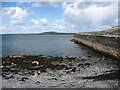 M2208 : Ballyvaughan Quay by David Purchase