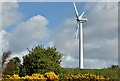 J4976 : Wind turbine, Newtownards/Conlig - May 2016(3) by Albert Bridge