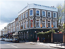 "TQ2784 : ""The Sir Richard Steele"" public house, Haverstock Hill by Julian Osley"