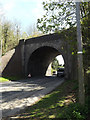 TL1215 : The Nickey Line Bridge over the A1081 Luton Road by Adrian Cable