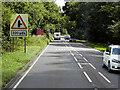 SK8554 : Beckingham Road (A17) by David Dixon