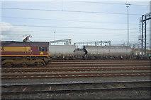 TQ1984 : Rail sidings, Wembley by N Chadwick