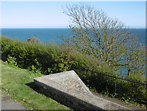 TR2135 : View from The Leas at Folkestone by Marathon
