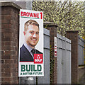 J4981 : Assembly Election Poster, Bangor by Rossographer