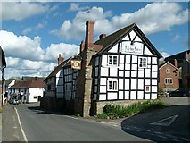 SO3958 : The New Inn, Pembridge by Alan Murray-Rust