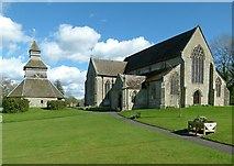 SO3958 : Church of St Mary, Pembridge by Alan Murray-Rust