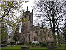 SJ8745 : Stoke Minster: May Day 2016 by Basher Eyre