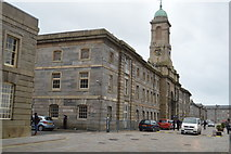 SX4653 : Royal William Victualling Yard - Melville Block by N Chadwick