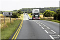 TF0148 : Stobart Truck Heading West on the A17 by David Dixon