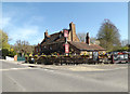 TL2212 : The Sun Inn Public House, Lemsford by Adrian Cable