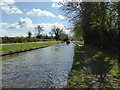 SJ3333 : The Llangollen Canal at Hindford near the Jack Mytton Inn by Jeremy Bolwell