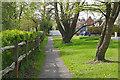 SU9654 : Fox Corner, Pirbright by Alan Hunt