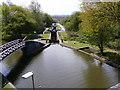 SO9286 : View Down Nine Locks by Gordon Griffiths