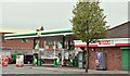 J3674 : BP petrol station, Belfast (May 2016) by Albert Bridge