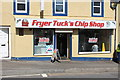 NS3453 : Fryer Tuck's Chip Shop, Beith by Billy McCrorie