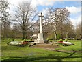 NY9363 : Hexham War Memorial by Graham Robson