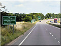 TF0747 : A17, Sleaford Bypass by David Dixon