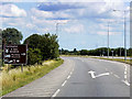 TF1244 : Heckington Bypass (A17) by David Dixon