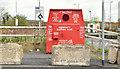 J0154 : Recycling bin, Portadown (May 2016) by Albert Bridge