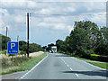 TF1744 : A17 Eastbound by David Dixon
