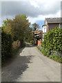 TM1851 : Witnesham Church Lane, Witnesham by Adrian Cable