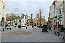 SC2667 : The revamped Castletown Square by Richard Hoare