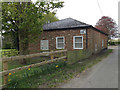 TM1850 : Witnesham Village Hall, Witnesham by Adrian Cable