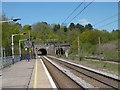 TQ2698 : Hadley Wood North Tunnels by Marathon