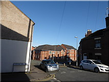 SJ8545 : Junction of Hassell Street and Coronation Road by Basher Eyre