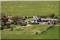 TV5795 : Hodcombe Farm by Ian Capper