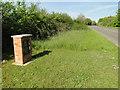 TF9920 : Roadside Memorial to two WW2 Airmen by Adrian S Pye
