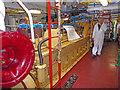 SJ3489 : Tug Brocklebank - engine by Chris Allen