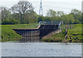 SK8166 : Sluice on the River Fleet by Mat Fascione