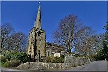 SK3463 : Ashover: All Saints Church by Michael Garlick