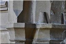 SK3463 : Ashover: All Saints Church: Capital detail by Michael Garlick