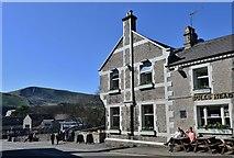 SK1482 : Castleton: The Bull's Head P.H. by Michael Garlick