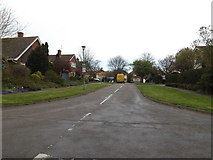 TM1551 : St.Peter's Close, Henley by Geographer